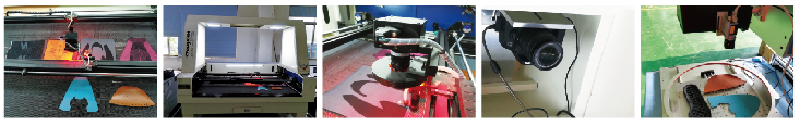 Intelligent all-round laser solution for the footwear industry
