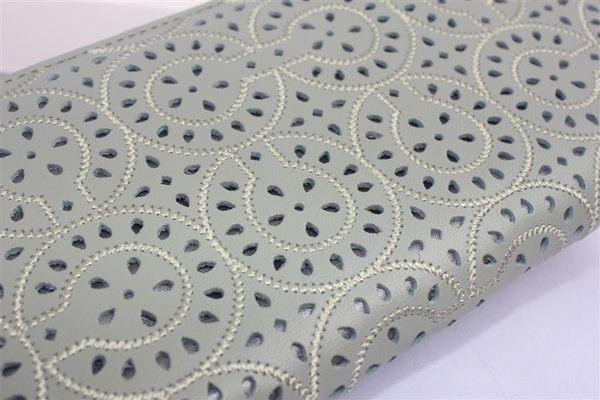 eyelet and leather cutting maching