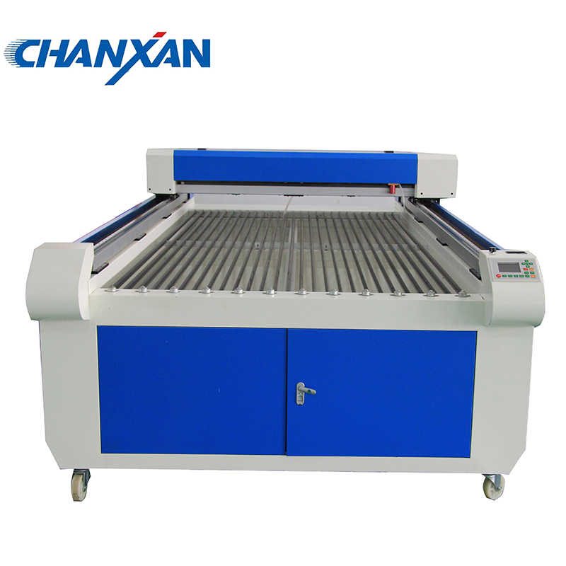 PET Acoustic Panels and Surfaces Laser Cutting Machine