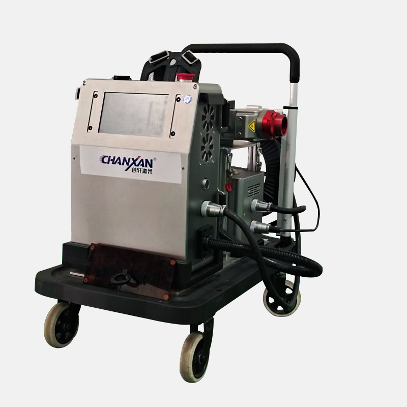 Laser Cleaner Laser Rust Removal Machine CX-55-LC