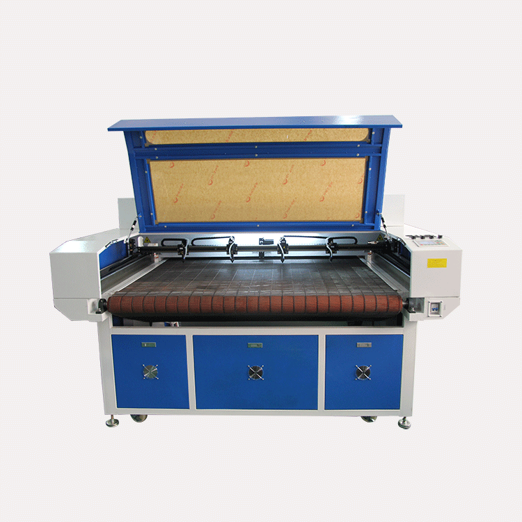 CW-1610T3 Multi-head for shoe material cutting